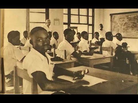 Le projet éducatif au Congo Belge - Conférence par Natou Pedro Sakombi