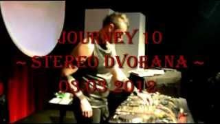 DJ Ogi - Journey 10 @ Stereo Dvorana, Rijeka (o3.o3.2o12.)