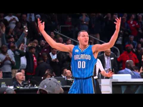 Aaron Gordon - 2016 NBA Slam Dunk Contest