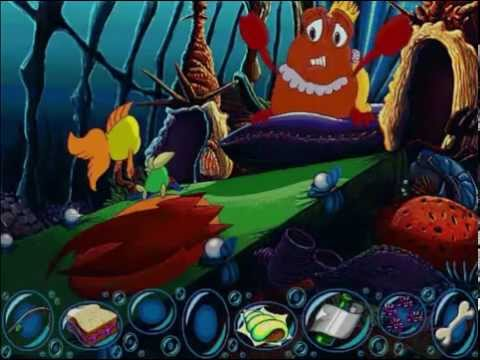 Scott Burns Character Voices In Freddi Fish Games