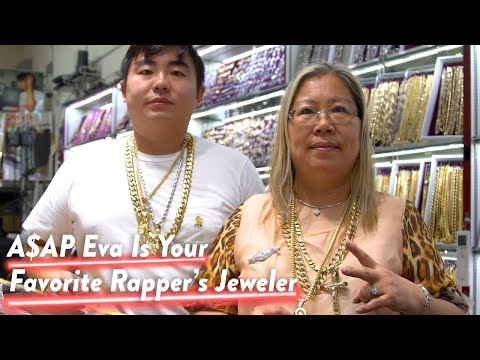 A$AP Eva Is Your Favorite Rapper's Jeweler | Just Browsing | Racked