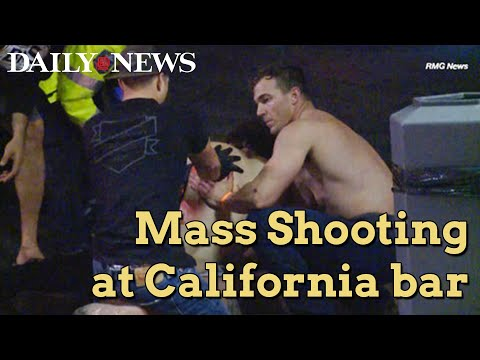 Multiple people, including sheriffs deputy, killed in mass shooting in California