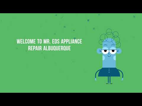 Best Appliance Repair Company Mr Eds in Albuquerque