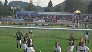 SCR Altach vs TSV Hartberg 1 Spieltag 09/10