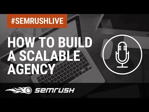 How To Build a SCALE-able Agency