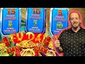 Huge wins! Live Stream! at Red Hawk Casino!