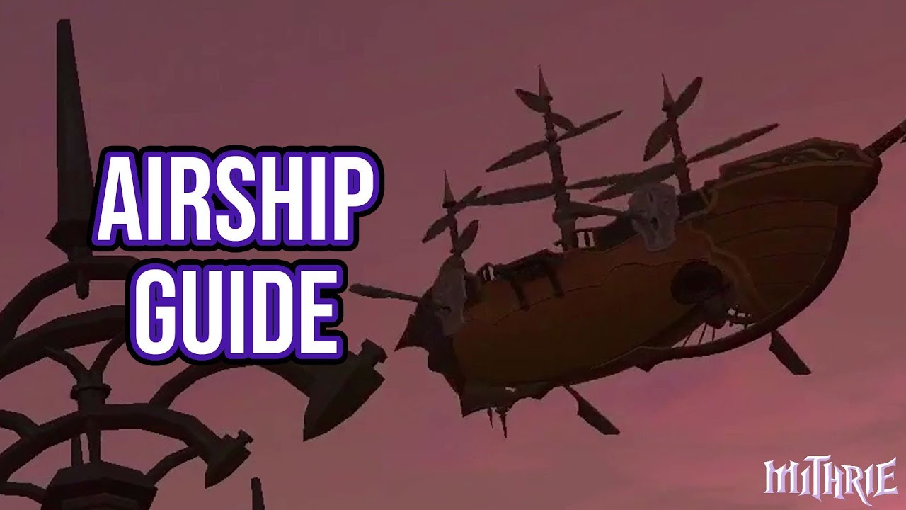 FFXIV Heavensward 3 0 0682 Free Company Airship Guide : LightTube