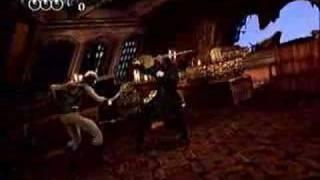 Sea Battle (Wii) as Black Cloak