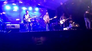 Hooalahoop Ft Aska Rocket Rockers - Perjalanan Terindah Cover NOS BAND @ batutulis bogor