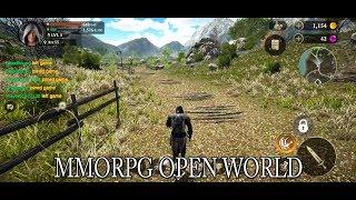 MMORPG Yang Open Worldnya Keren! - Evil Lands (Android)