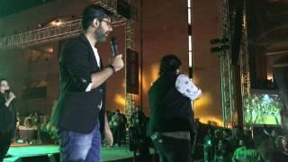 Aafreen | Sachin Jigar live during Chaos 2017 at IIM Ahmedabad