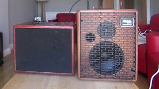 Acoustic Amp DEMO: AER Compact 60 vs ACUS One 6T