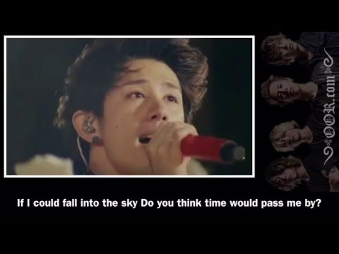 ◈ONE OK ROCK◈ A thousand miles [Lyrics] (covered by ONE OK ROCK)