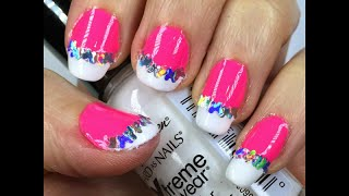 GRWM Birthday Barbie French Tip Nails ft OCC & Sally Hansen Thumbnail