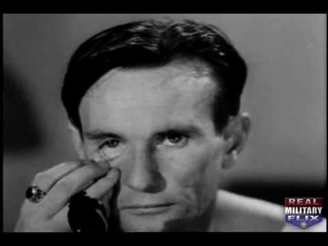 OSS WWII Secret Agent Training Film - Body Search