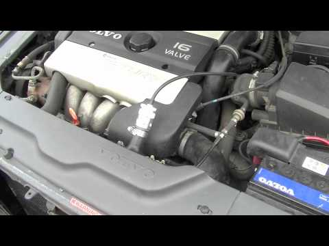 Volvo V40 T4 Blow Off Valve Mov