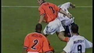 Mondiali 1998 Olanda-Jugoslavia 2-1 - World Cup 1998 Netherlands-Yugoslavia 2-1 highlights
