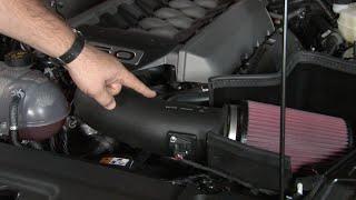 2015-2016 Mustang GT JLT Cold Air Intake Installation