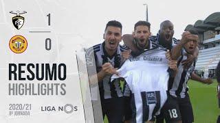 Highlights   Resumo: Portimonense 1-0 CD Nacional (Liga 20/21 #8)