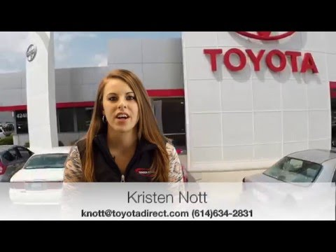 Kristen Nott - Toyota Direct - Columbus OH