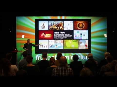 Kntnt 3. Berättelser bygger starkare varumärken och säljer fler produkter med Joakim Eklund