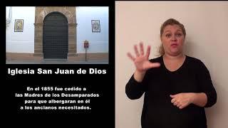 Iglesia de los HH  San Juan de Dios
