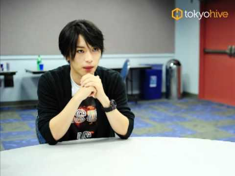 [Exclusive] tokyohive sits down with Matsushita Yuya at FanimeCon 2011!