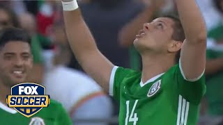 Chicharito stands alone as mexico's all-time leading goalscorer | fox soccer