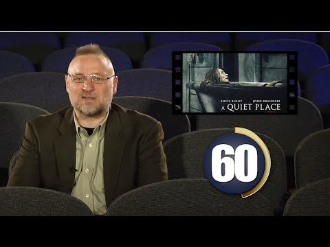 REEL FAITH 60 Second Review of A QUIET PLACE