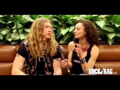 TheRockRag sits down with Jared James Nicolas at NAMM 2014