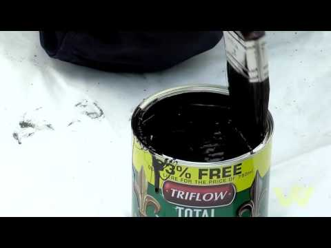 How To Paint A Metal Gate Youtube