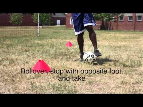Dorsey Soccer Training- Rollover