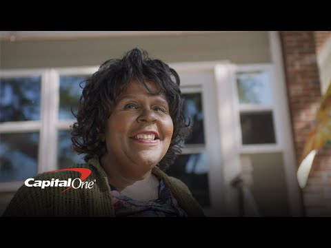 Giving Credit: Phyllis Shares Her Credit Journey   Capital One