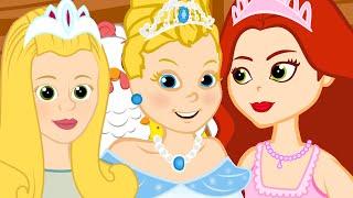 PRINCESS: Little Mermaid| Sleeping beauty| Cinderella| बच्चों की नयी हिंदी कहानियाँ |