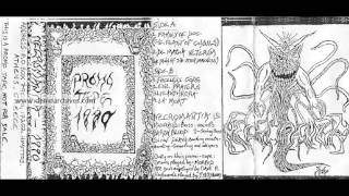 NECROMANTIA promo tape 1990