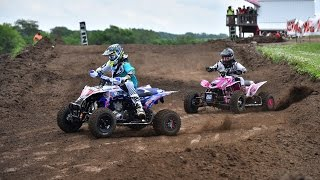 THE RIDE - Sunset Ridge - Round 6 - ATVMX National Series - 2015