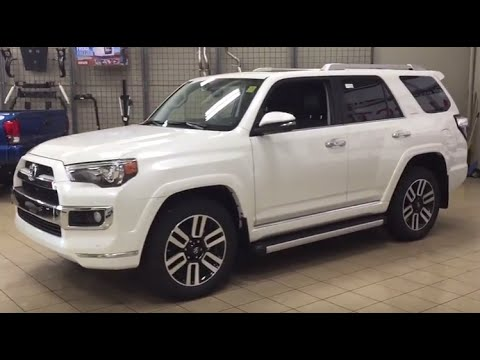 2016 Toyota 4runner Limited Review