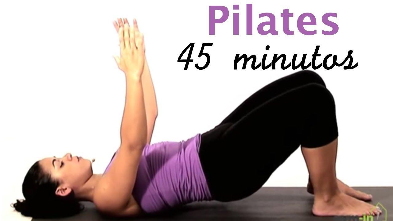 Videos de pilates para bajar de peso