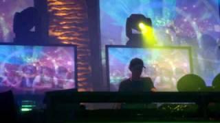 """Deadmau5- Brazil """"Second Edit"""" (closing) live @ """"get lucky 2009"""""""