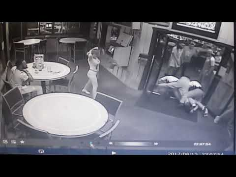 Good Samaritan Helps Two Deputies During Violent Confrontation