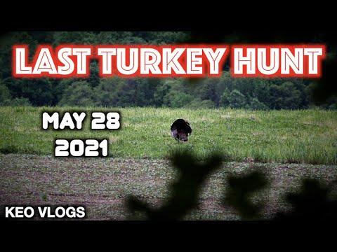 Last Turkey Hunt Of 2021