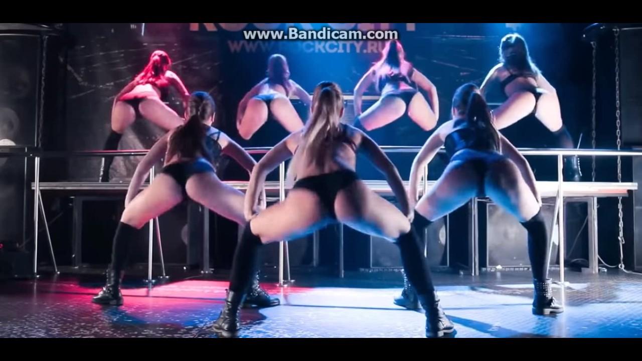 Танец голых девушек красоток - эротические клипы