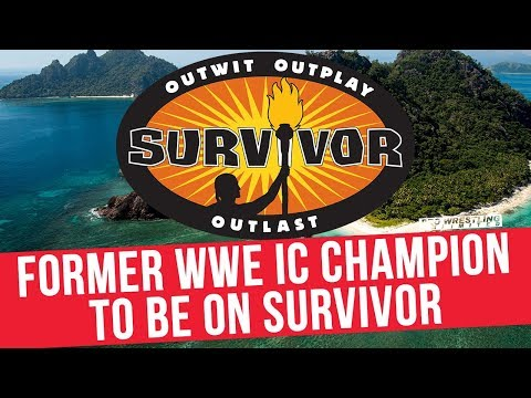 Former WWE IC Champion To Be On The Next Season Of Survivor