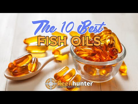 Fish Oil: Top 10 Best Fish Oils Video Reviews (2020 NEWEST)