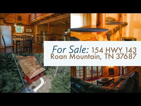 FOR SALE: 154 HWY 143 Roan Mountain, TN 37687 // Kathy White