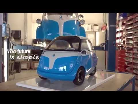 Microlino - The future is simple - From idea to reality #1