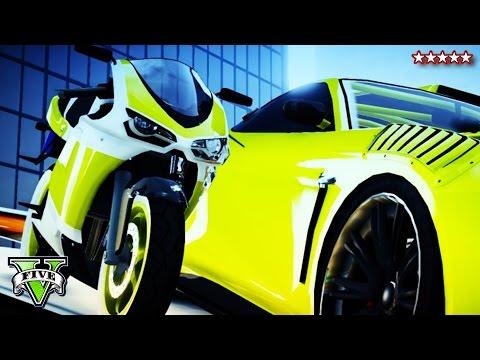 GTA 5 Online Epic WALL RIDING Races - Hardcore GTA BMX Races w/ The Stream Team (GTA5 Funny Moments)