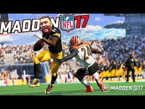 MADDEN NFL 17 HIKE vs SFE - Ultimate Versus NFL Team Battle on Madden 17 (Madden 17 PS4 Gameplay)