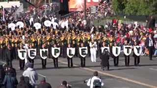 Temple City HS Marching Band - 2015 Pasadena Rose Parade