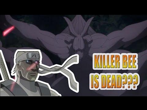 Killer Bee Is Dead???...., #Boruto